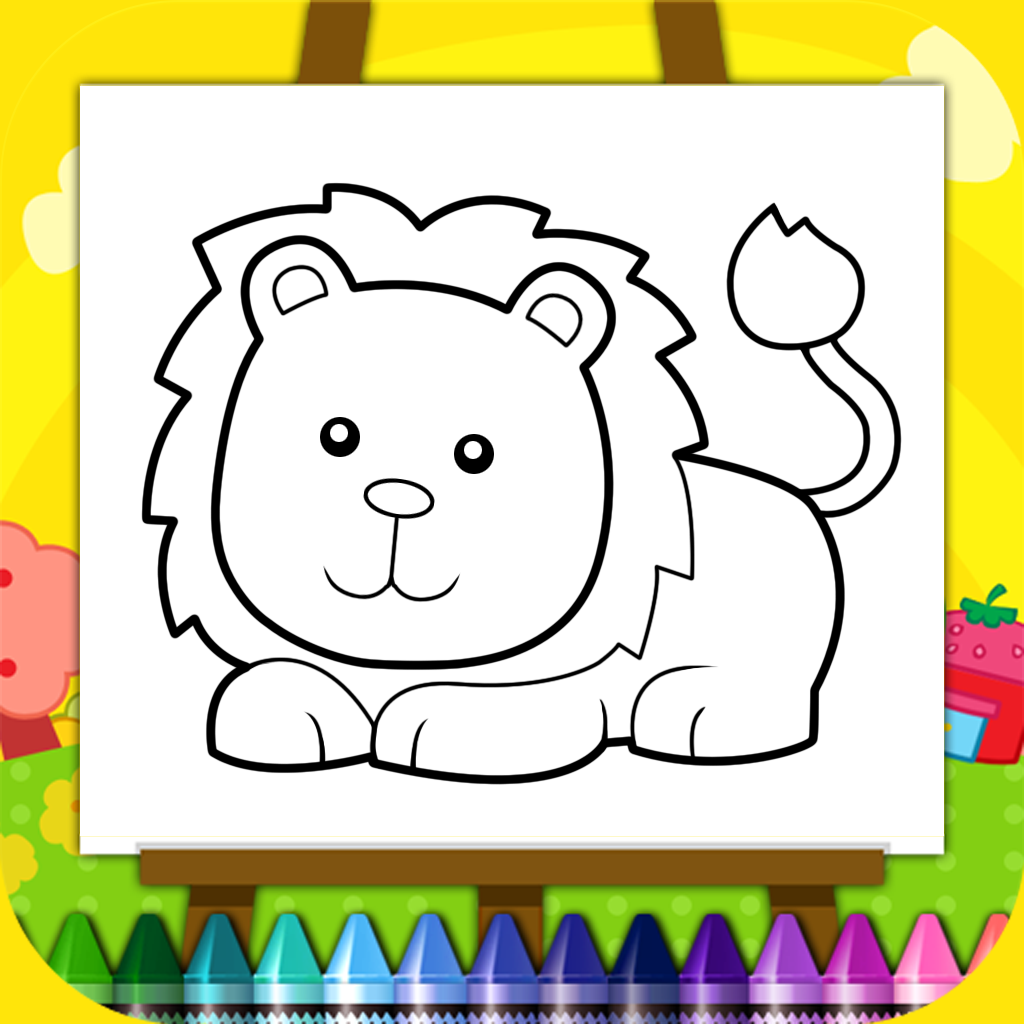 Coloring Book Chance Itunes On The App Store