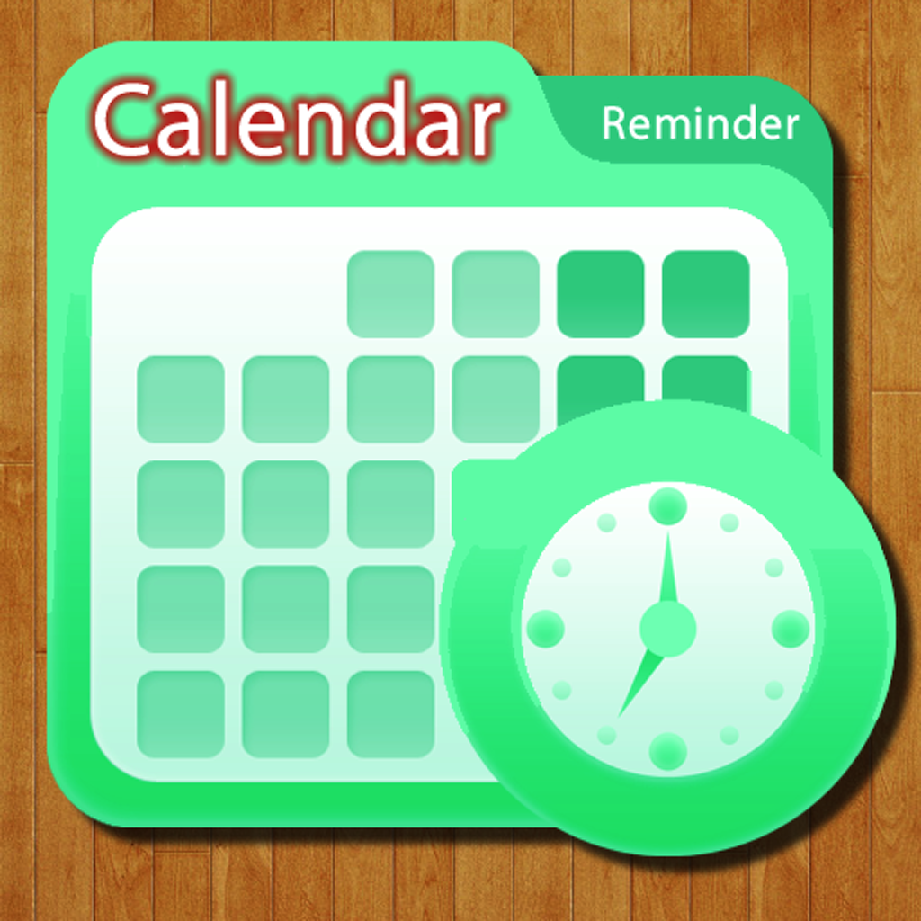 Calendar Wallpaper With Reminder : Calendar reminder on the app store itunes