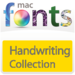 MacFonts-HandwritingFonts