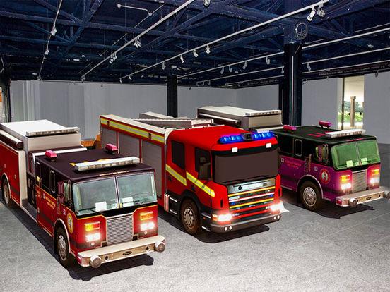 Fire Brigade Truck Simulator 2016 screenshot 7
