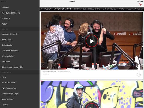 Radio Comercial iPad Screenshot 3