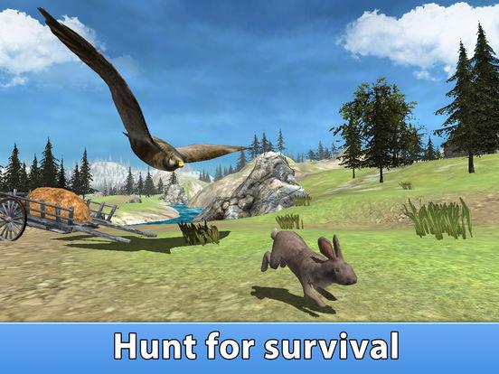 Скачать Wild Falcon Survival Simulator 3D Full