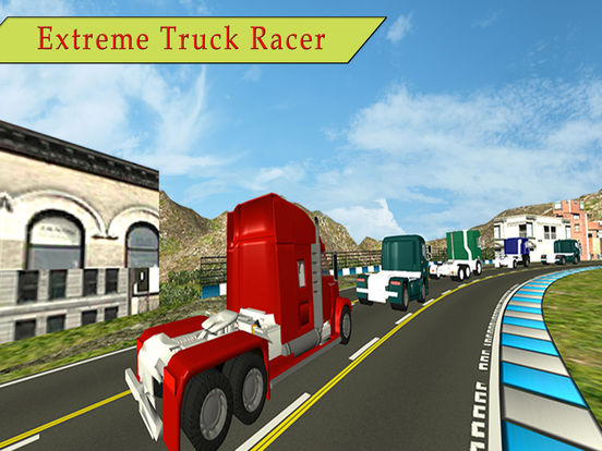 Extreme Truck Racer Pro Screenshots