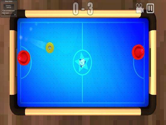Скачать Air hockey hero