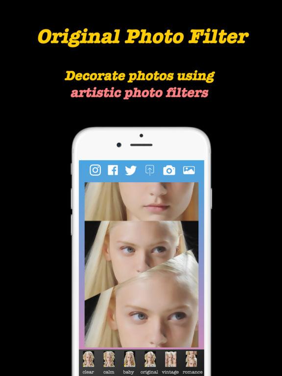 KaleidoCamera - Illusional photo filter Screenshots