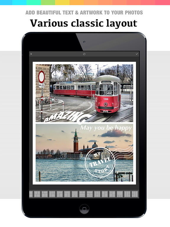 Collage 360 Pro - Photo Collage Editor & Layout & Beauty Camera & Sticker Screenshots