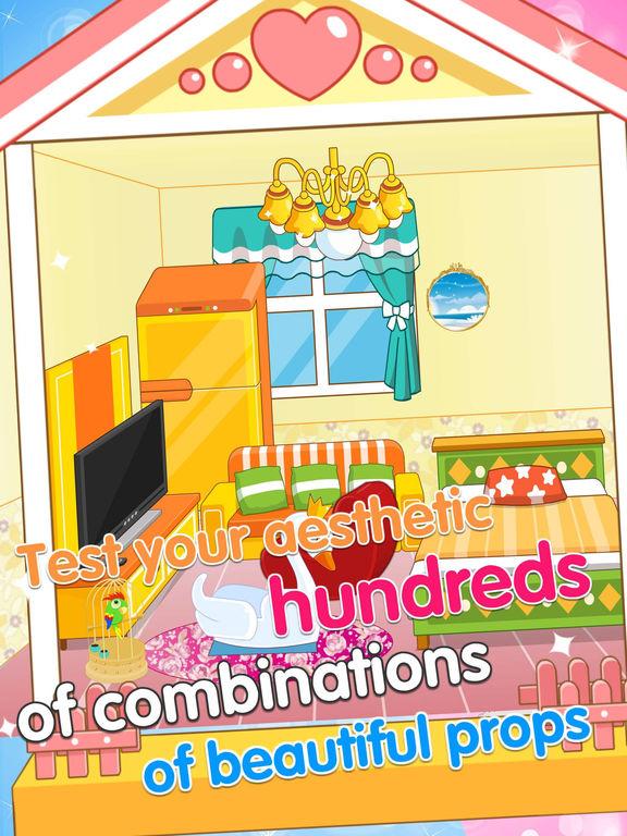 App Shopper Princess Bedroom House Decoration Game For