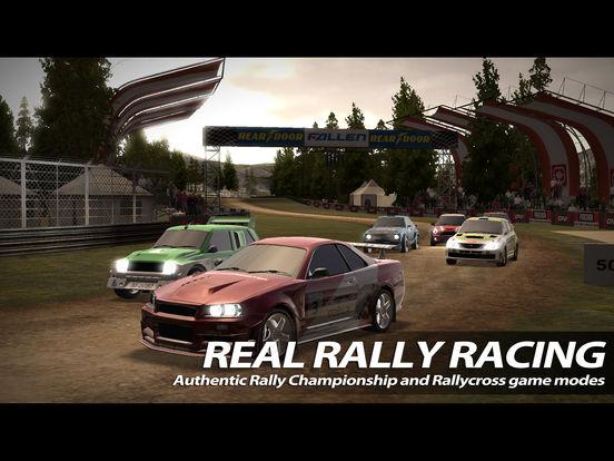 Rush Rally 2 Screenshots