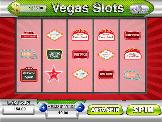 spin machine casino