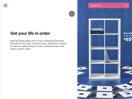 IKEA Catalogue iPad Screenshot 3