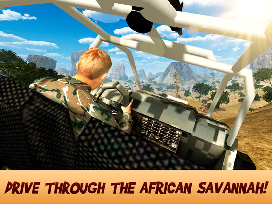 African Safari Hunting Simulator 3D Full Screenshots