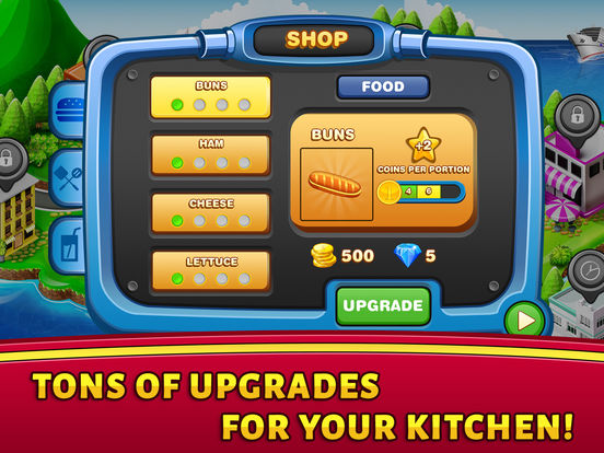 cooking fever how to get more gems