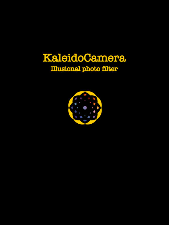 KaleidoCamera - Illusional photo filter Screenshots