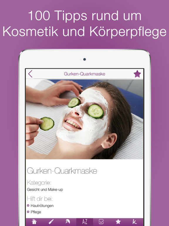100 Tipps & Tricks rund um Kosmetik PRO Screenshots