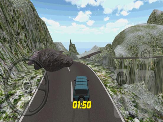 Jeep Garage Simulator iPad Screenshot 2