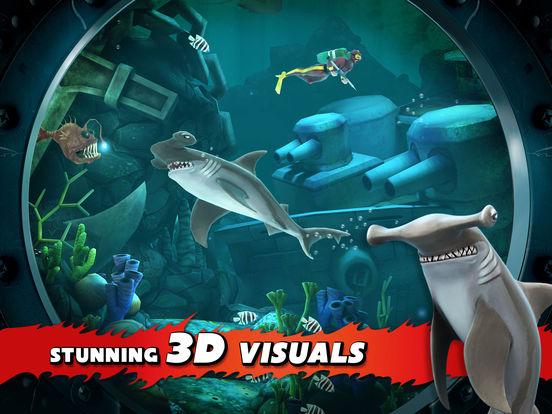 Screenshot #5 for Hungry Shark Evolution
