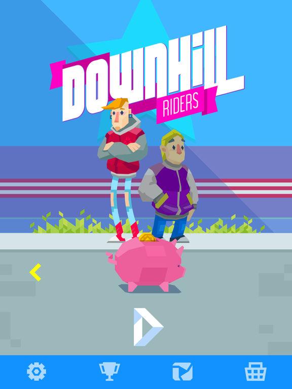 Downhill Riders Screenshots