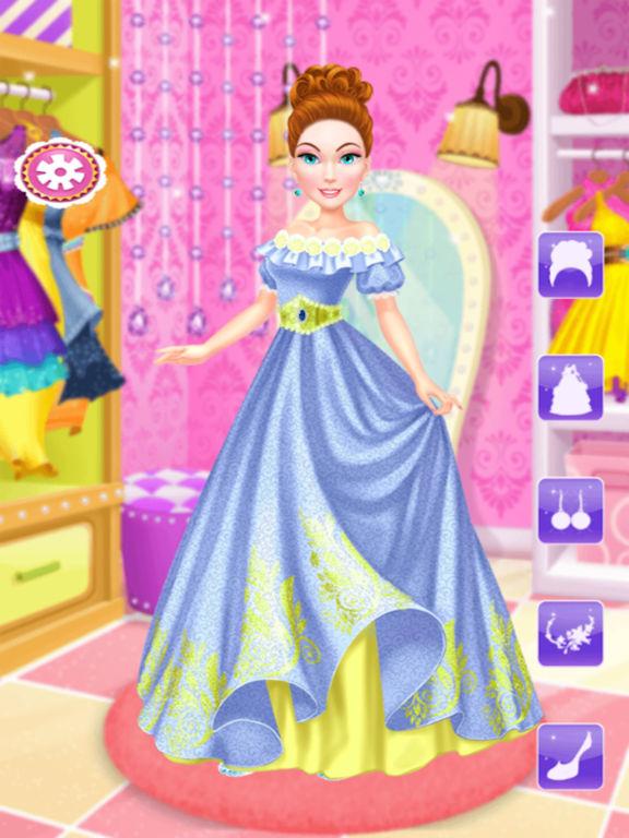 Perfect Princess Salon Makeover screenshot 8