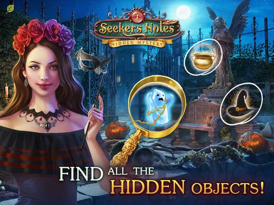 Seekers Notes: Hidden Mystery screenshot