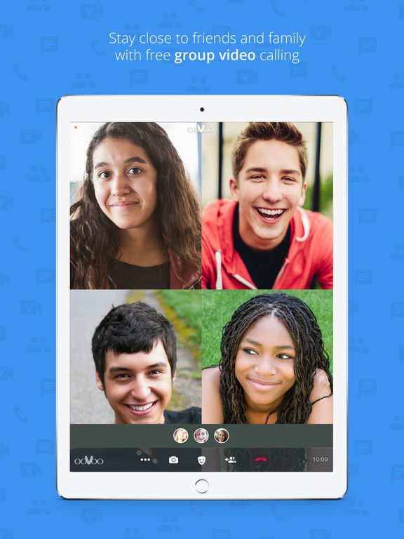 ooVoo – Free Video Call, Text and Voice Screenshots