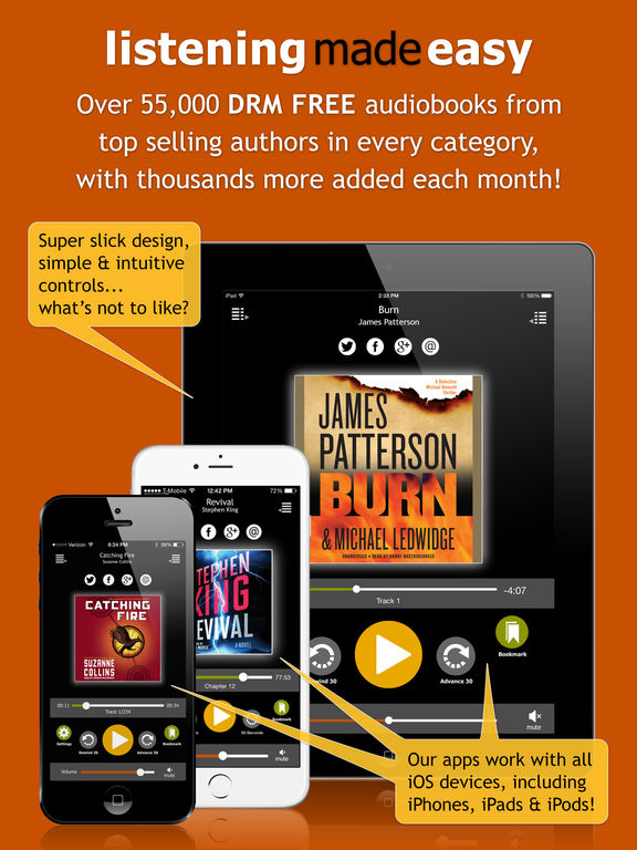 Online shopping for Audible Audiobooks from a great selection at Books Store.