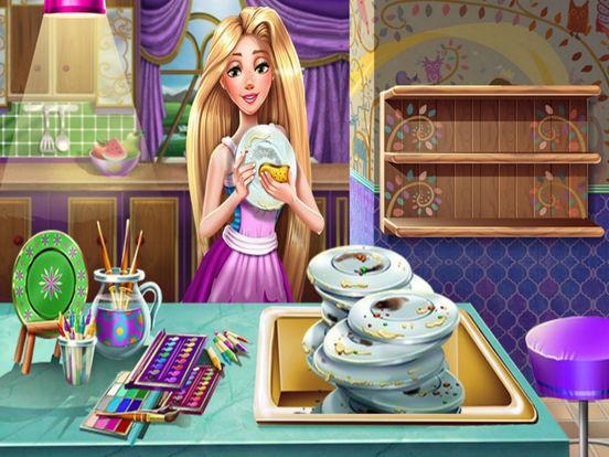 Princess Dish Washing2-ipad-0