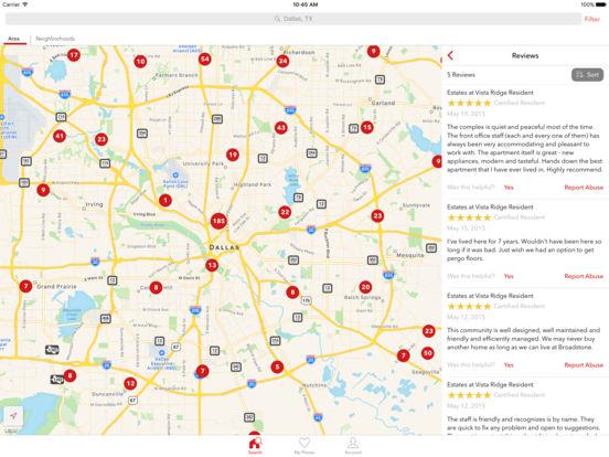 Apartments iPad Screenshot 4