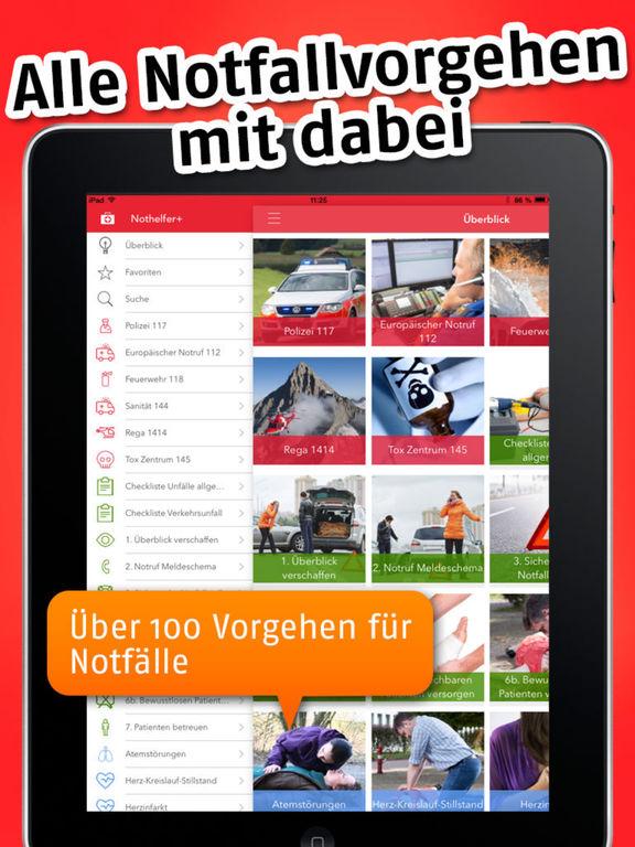 Nothelfer Premium - Grundlagen für den Nothelferkurs für die Autoprüfung - so macht erste Hilfe Sinn! Screenshots