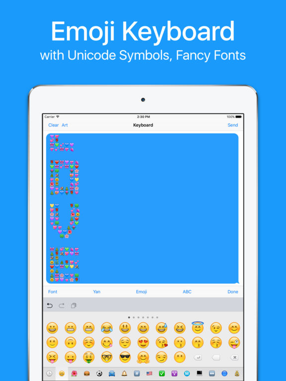 App Shopper Emoji Keyboard Free Animated Emojis Icons Cool New