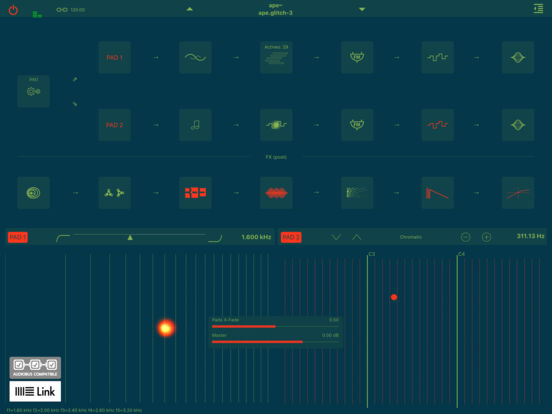 Stria Screenshots