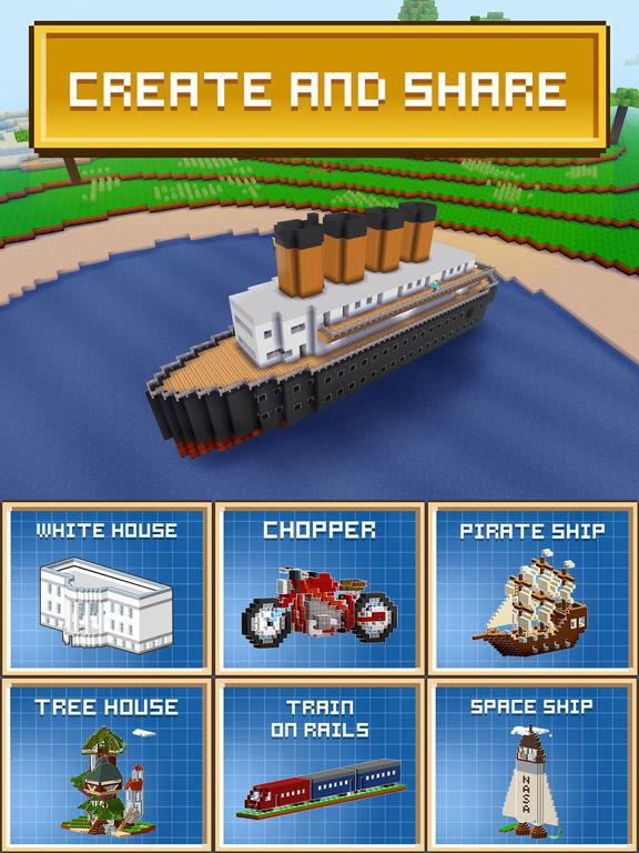 Block Craft 3D: Building Simulator Game For Freescreeshot 4
