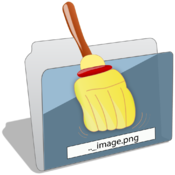 删除隐藏文件 DotsSweep