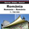 AGT Geocentre - Romania. Tourist Map artwork
