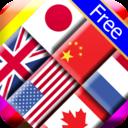 Flag Solitaire Free - Ein Gehirn-Spiel
