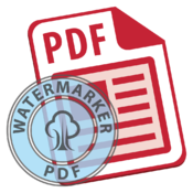 WatermarkPDF: Apply Text, Image, Color & Texture watermark on PDF