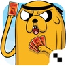 Cartoon Network - Card Wars - Adventure Time Card Game  artwork