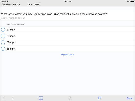 DMV Test Prep - Illinois iPad Screenshot 3