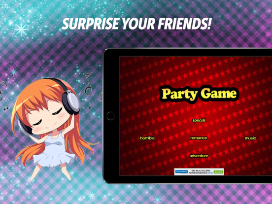 Would You? - Party Trivia Game Show Questions iPad Screenshot 1