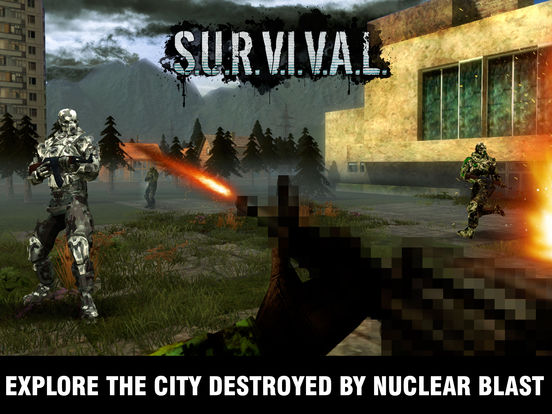 Chernobyl Survival Simulator 2 Full Screenshots