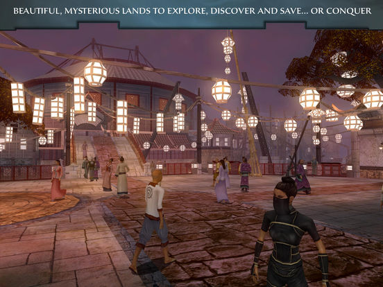Jade Empire™: Special Edition Screenshot