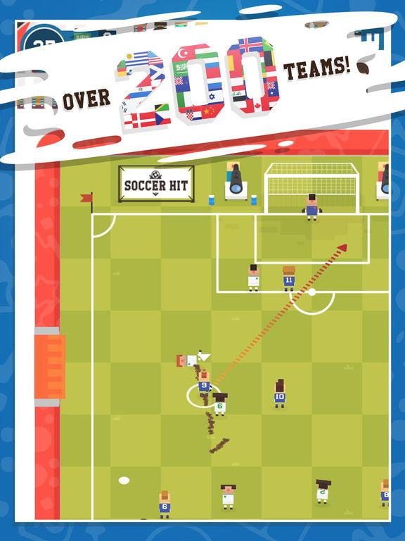 Soccer Hit screenshot 6