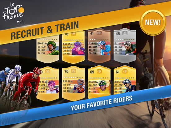 Tour de France 2016 - the official game Screenshots