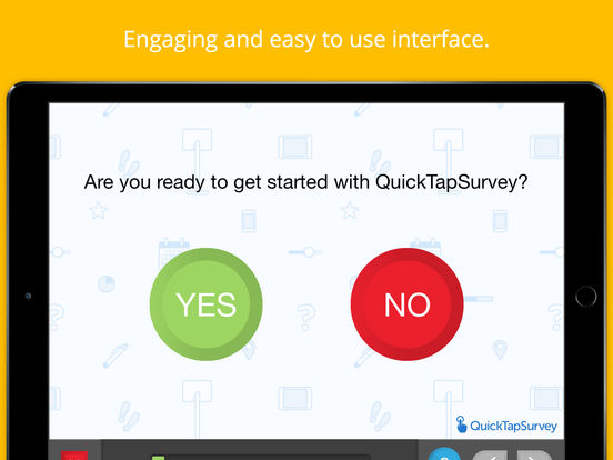 QuickTapSurvey iPad Screenshot 4