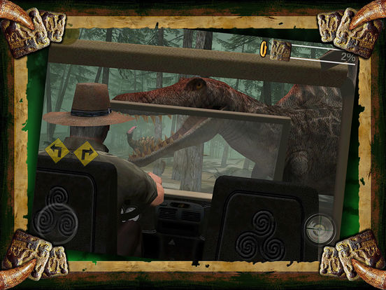 Screenshot #2 for Dinosaur Safari Pro for iPad