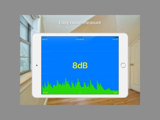 dB meter - noise decibel meter Screenshots