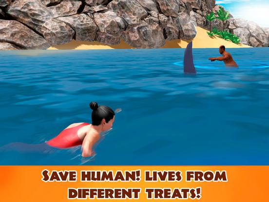 Beach Lifeguard Emergency Rescue 3D Full screenshot 6