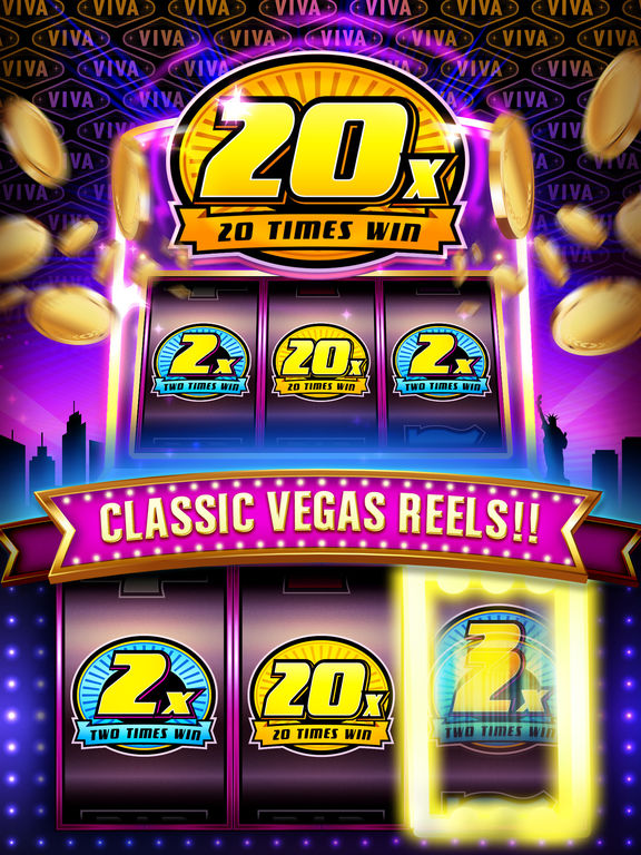 Viva Slots Las Vegas - Free Classic Casino Slot Machine Games screenshot