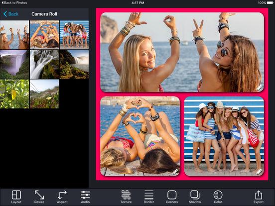 Pic Stitch — №1 для создания фото и видео коллажей Screenshot