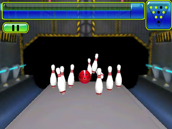 Fantasy Bowling 3D Lite iPad Screenshot 2