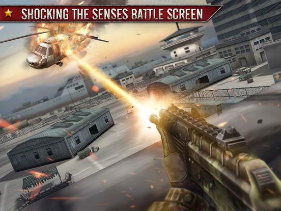 Death Shooter 3 : Conatact Killer на iPad